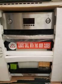 Builtn oven new