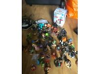 selection of infinity characters & others