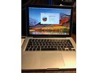 "MacBook Pro 2010 13"" 2.66Ghz Intel Core 2 Duo 8GB RAM"