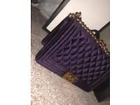Women's Chanel boy handbag