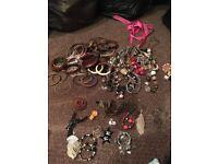 Bundle of ladies accessories/jewellery