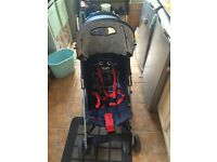 Cosatto robot pushchair good condition just cosmestic wear and tear with cozy toes and raincover