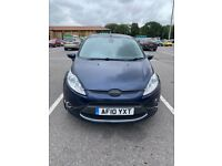 Ford, FIESTA, Hatchback, 2010, Manual, 1596 (cc), 5 doors
