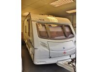 2006/07 ACE TRANSTAR AWARD, 4 BERTH WITH END BATHROOM & FULL AWNING + EXTRAS!
