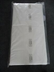 Mattress for cotbed/Travel cot*BRAND NEW *120cm x 60cm x 11cm with removable washable cover