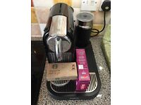 Nespresso Magimix M190 CitiZ coffee machine for sale - with milk frother - excellent condition