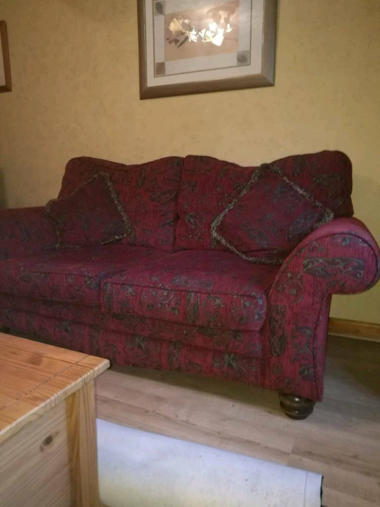 Pair of Sofas, will sell separately