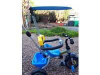Tricycle with Canopy