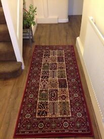 Vintage/Persian Style Runner Rug - £50 ONO