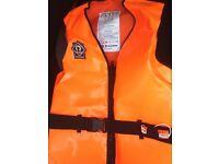 2 x Crew saver buoyancy aids