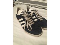 Men's Adidas gazelle trainers size 8