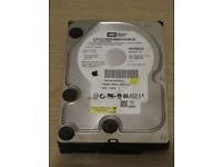 250 GB Sata hard drive for sale