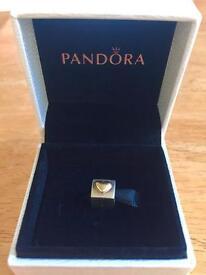 I Love You Pandora Charm
