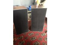 B and O speakers in Rosewood just serviced