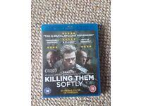 Killing Them Softly Blu-Ray Brand New