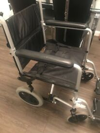Foldable Wheelchair - Hardly Used