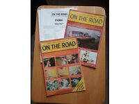 'On The Road' magazines from 1978/79; parts 1 - 100