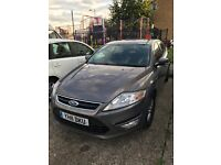 FORD MONDEO AUTO DIESEL ZETEC 2.0 NEW SHAPE DRIVES LIKE NEW NOT BMW MERCEDES AUDI NISSAN VAUXHAL