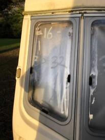 Caravan/ camper windows (3)
