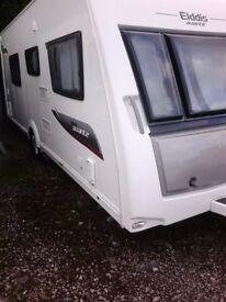 Elddis Avante 574 (2014) Caravan 2 Berth
