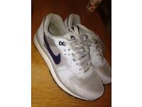 U.K. SIze 3 Grey Nike wind runners