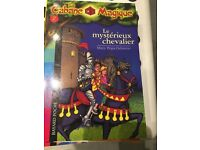 Cabane Magique, 6 books