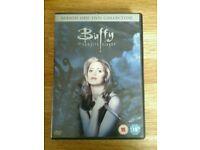 Buffy the Vampire Slayer Season 1 dvd boxset