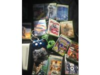 Xbox 360 and over 50 games