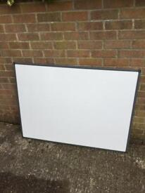 4ft x 3ft whiteboard