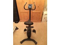 Roger Black Exercise Bike little used - in very good condition.
