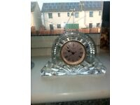 Waterford bowl and clock for sale