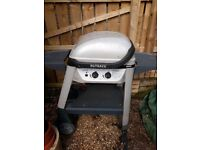 Outback Gas BBQ with gas bottle