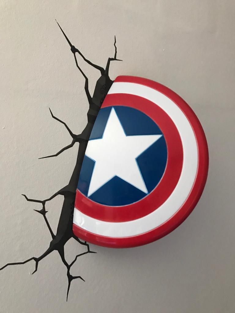 Avengers Items