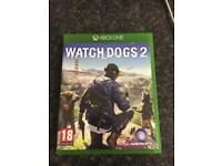 Watchdogs 2 Xbox one LIKE NEW !! Played once £14.00