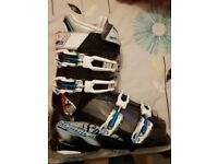 Women's Nordica Speed Machine Ski Boots size 24.5 UK 5