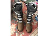 Brand new Diadora Motorbike Boots Size 9/9.5