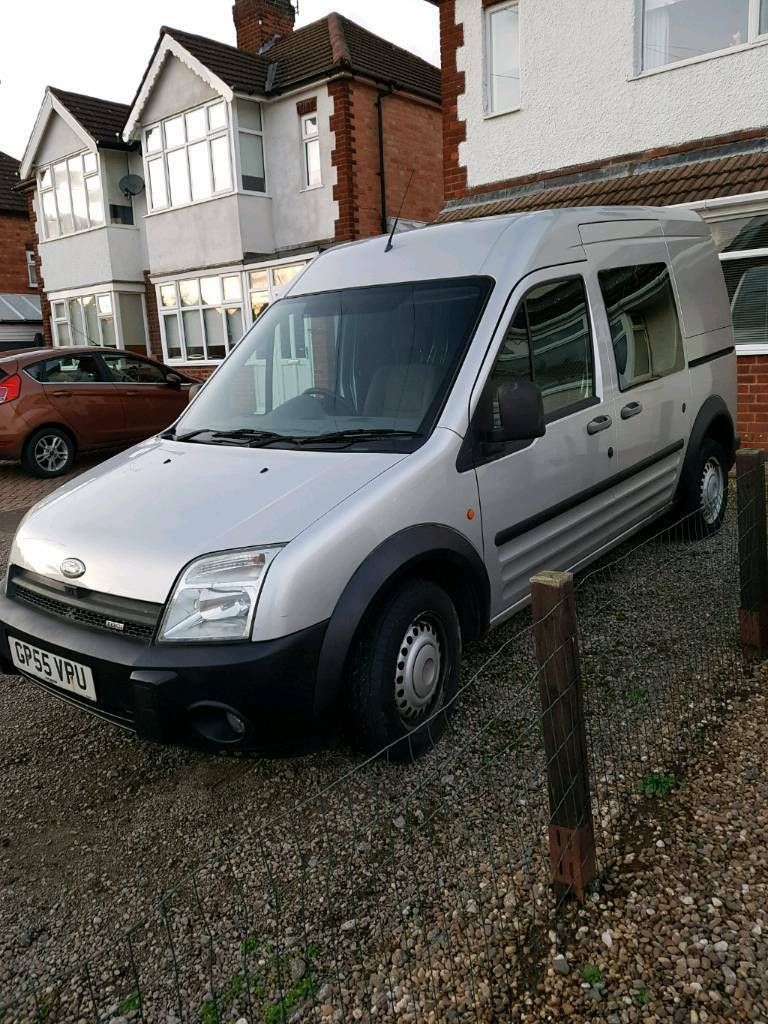 ford transit connect lwb high roof sold in whetstone leicestershire gumtree. Black Bedroom Furniture Sets. Home Design Ideas
