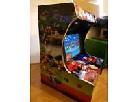 Arcade machine 2 5000 games on it