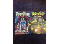 Rick and Morty Books