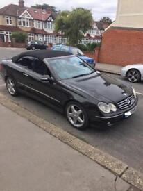 ( Swap) Mercedes clk 320 v6 Avangard