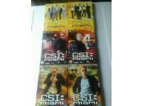 CSI Miami Seasons 2 - 4