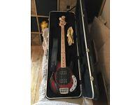 Musicman Stingray 4 HH Bass Guitar
