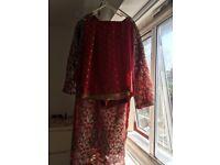 Brand new Indian/Pakistani fancy suit