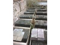 Reclaimed welsh 10x20 roof slate