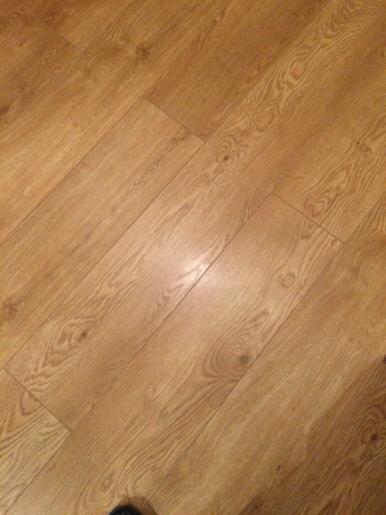 Laura Ashley Oak Laminate Flooring