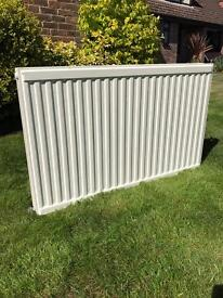 Double Steel Radiator