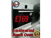 Bosch Multi Function Fan Oven White