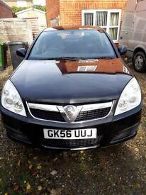 Vauxhall vectra exclusiv 1.8 petrol