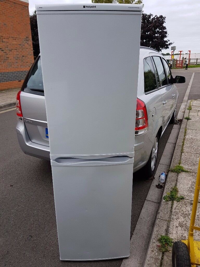 Hotpoint fridge freezer can deliver
