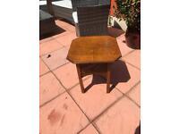 Vintage coffee table/sewing box